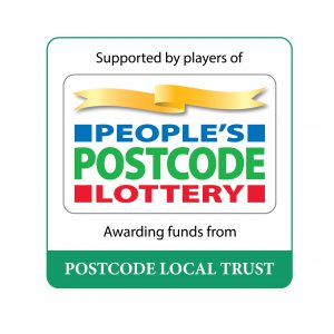 Postcode Local Trust - logo