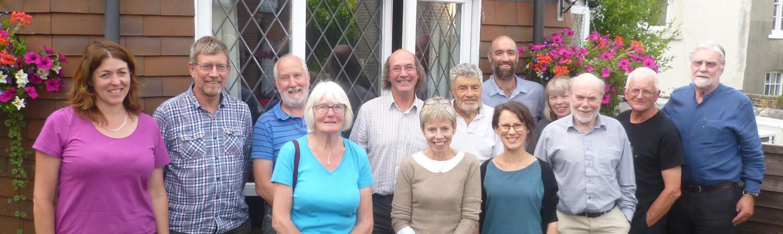 DCE board members 2017